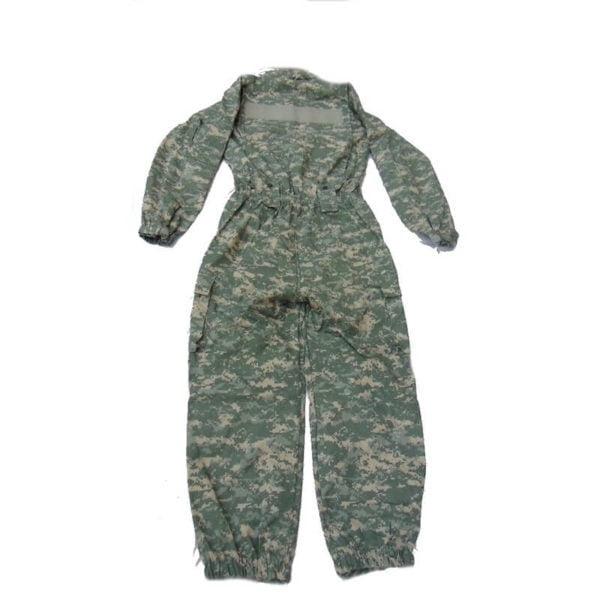 Letní maskáčová zásahová kombinéza – provedení US Army