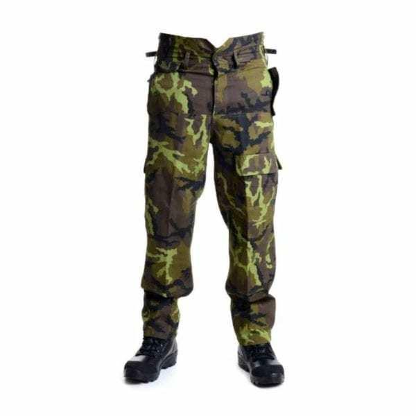 Kalhoty v maskovacím provedení VZOR 95 celoroční Max Fuchs AG MFH