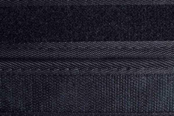 Opasek SECURITY černý na suchý zip MFH MAX FUCHS AG