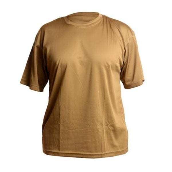 Funkční tričko kr. rukáv TACTICAL COYOT MAX FUCHS AG MFH