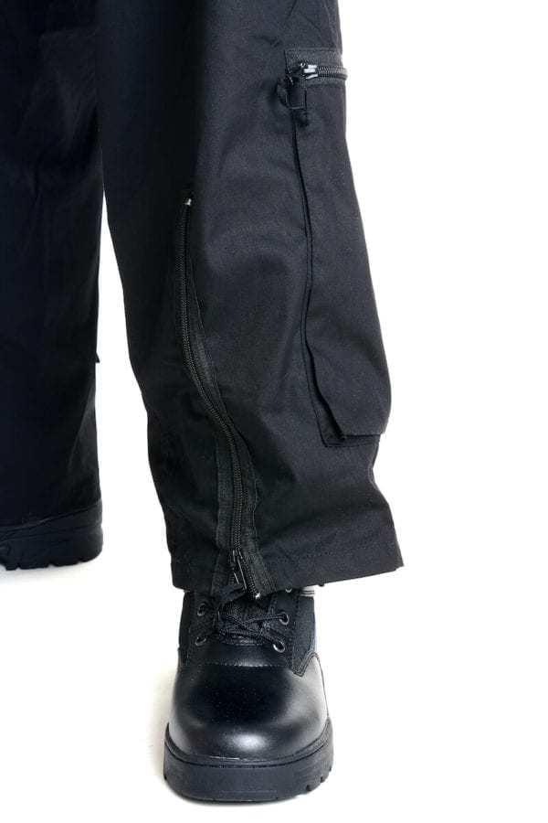 Kombinéza SECURITY černá MFH MAX FUCHS AG