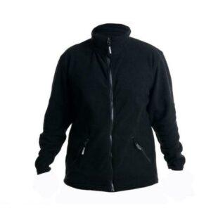 Mikina černá fleecová ARBER MAX FUCHS AG MFH