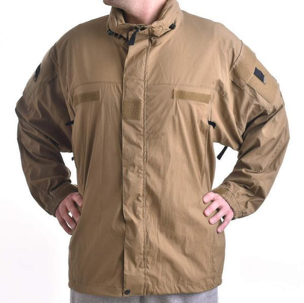 Bunda US softshell LEVEL 5 GEN III COYOTE BROWN MAX FUCHS AG_DSC_5269