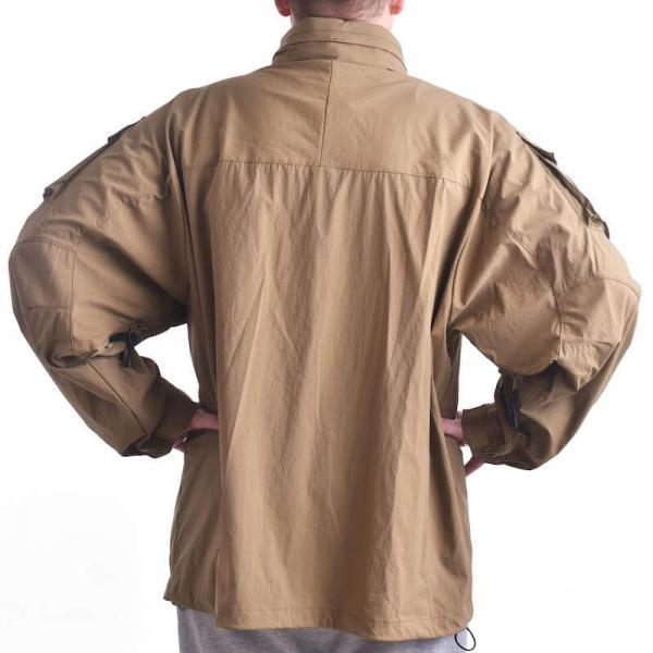 Bunda US softshell LEVEL 5 GEN III COYOTE BROWN MAX FUCHS AG_DSC_5270