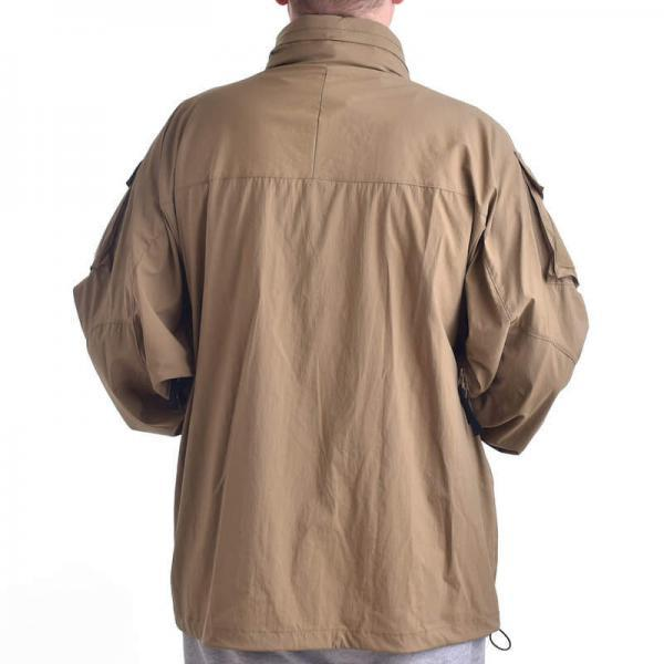 Bunda US softshell LEVEL 5 GEN III COYOTE BROWN MAX FUCHS AG_DSC_5271