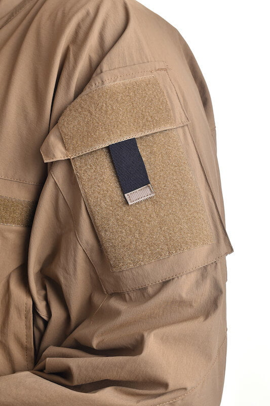 Bunda US softshell LEVEL 5 GEN III COYOTE BROWN MAX FUCHS AG_DSC_5272