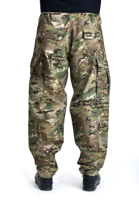 Kalhoty US typ ACU RIP-STOP polní MULTITARN MIL-TEC_DSC_5424