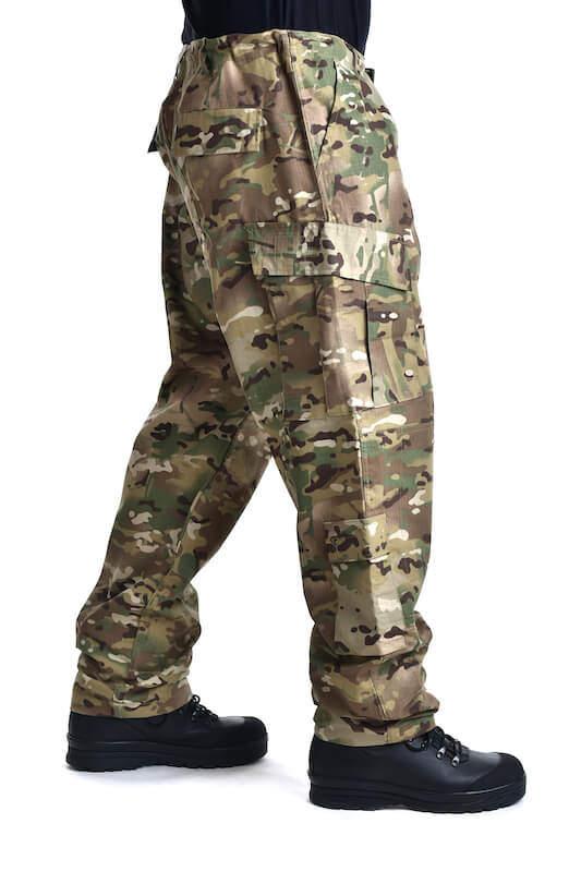 Kalhoty US typ ACU RIP-STOP polní MULTITARN MIL-TEC_DSC_5425