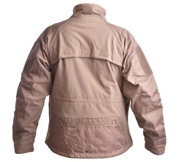Softshellová bunda Plus COYOTE BROWN MIL-TEC_DSC_5206a