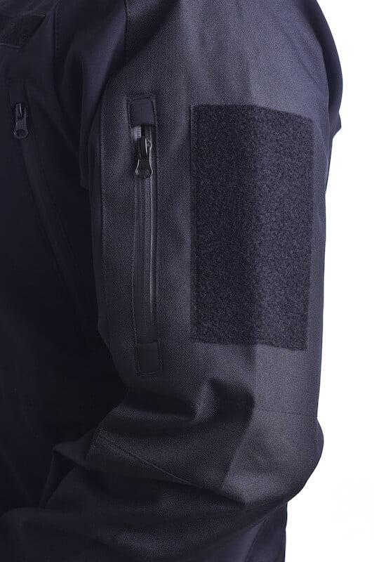 Softshellová bunda Plus černá MIL-TEC_DSC_5264