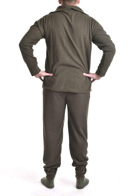 Thermo fleecové spodní prádlo oliva MIL-TEC_DSC_5457