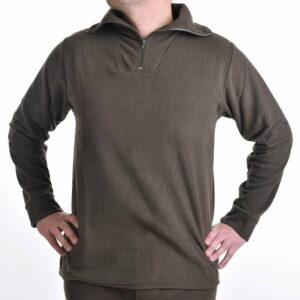 Thermo fleecové spodní prádlo oliva MIL-TEC_DSC_5459