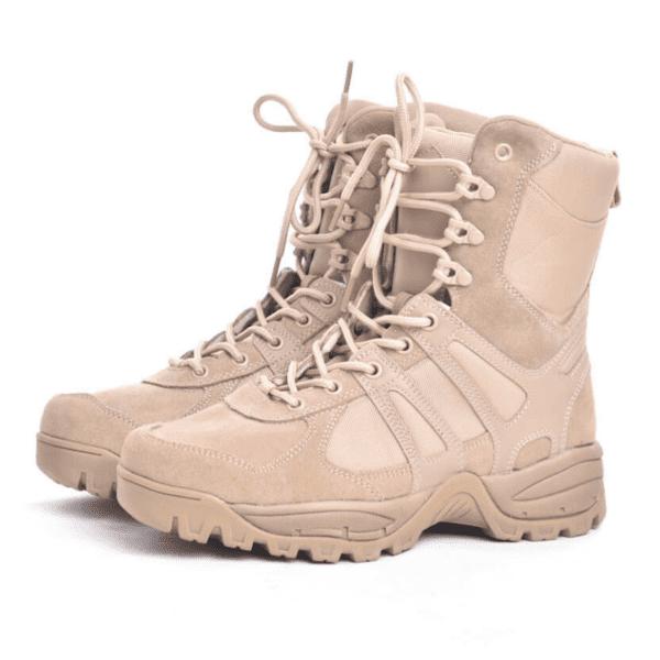 Zásahové taktické boty GEN.II khaki MIL-TEC_DSC_5221_v2