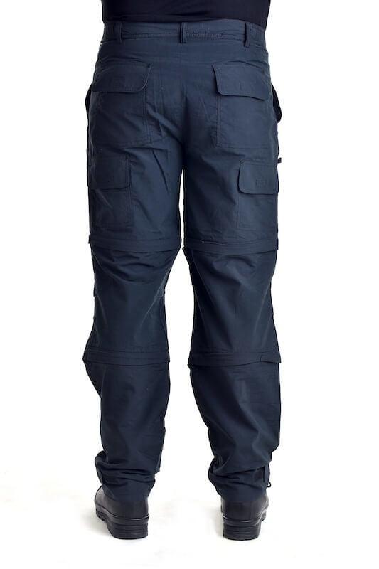 Kalhoty multifunkční odepínací z multivlákna khaki Fox Outdoor_DSC_5441